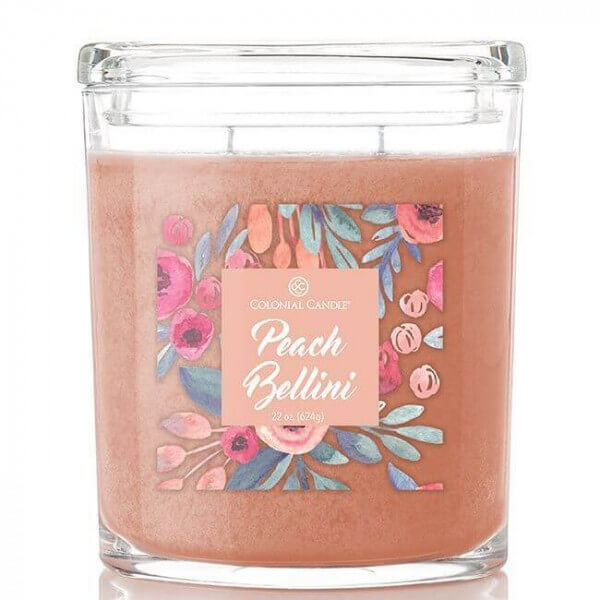 Colonial Candle - Peach Bellini 623g