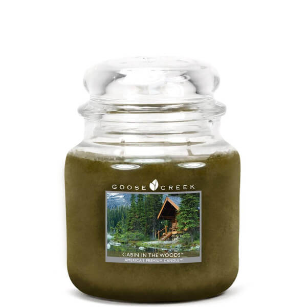 Goose Creek Candle - Cabin in the Woods 453g