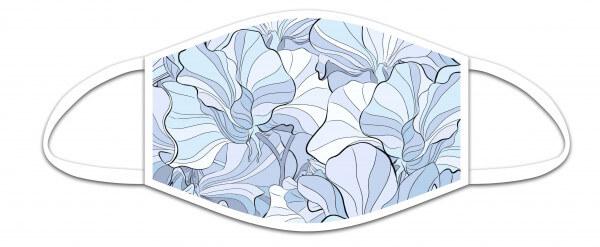 Mund-Nasen-Maske Flowers