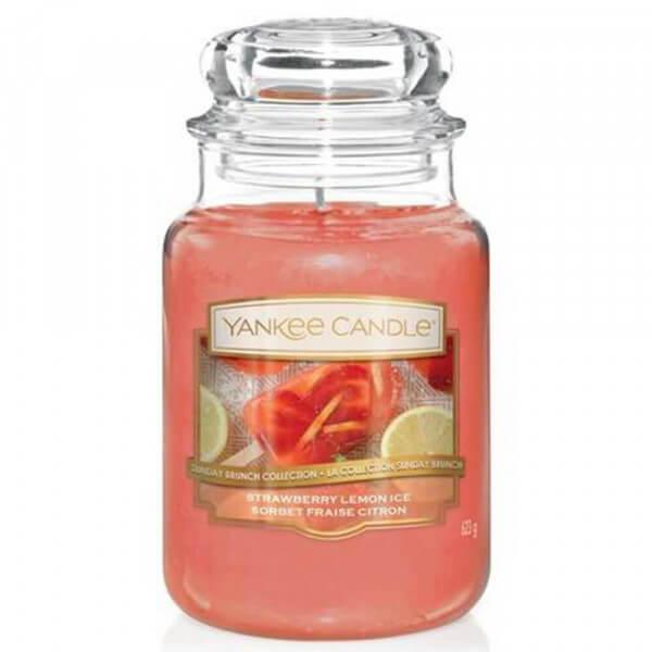 Strawberry Lemon Ice 623g von Yankee Candle