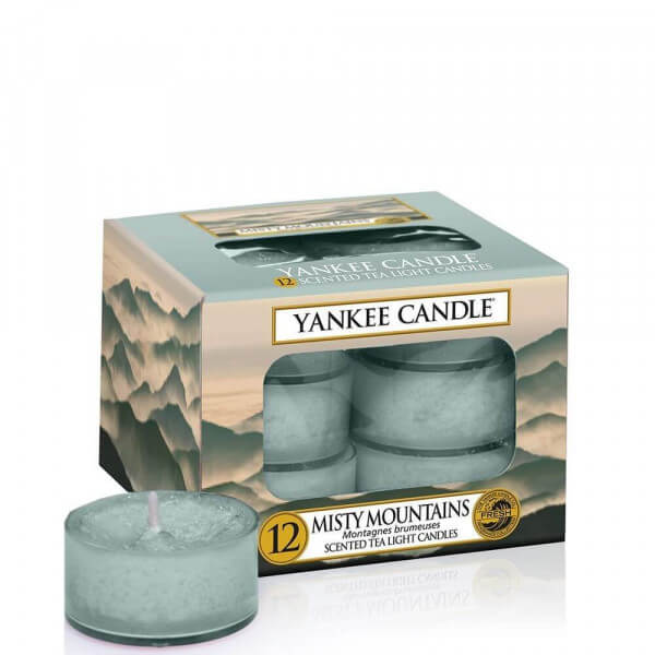 Misty Mountains 12St - Yankee Candle