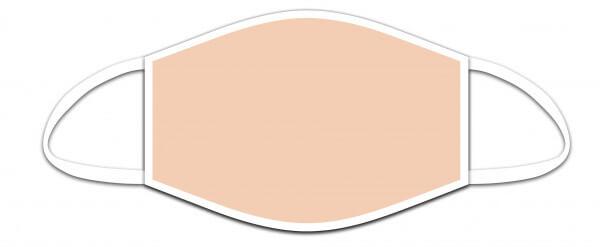 Mund-Nasen-Maske nude/rose