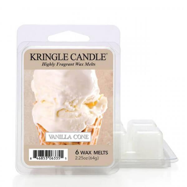 Vanilla Cone Wax Melts 64g