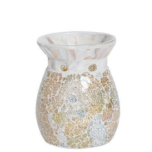 Yankee Candle Gold and Pearl Crackle Duftlampe