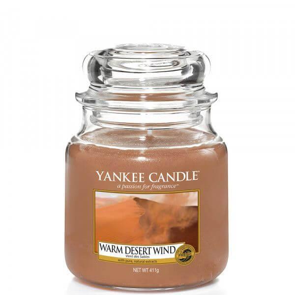 Warm Desert Wind 411g - Yankee Candle