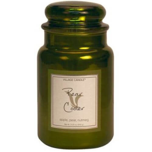 Village Candle Pear Cooler 626g