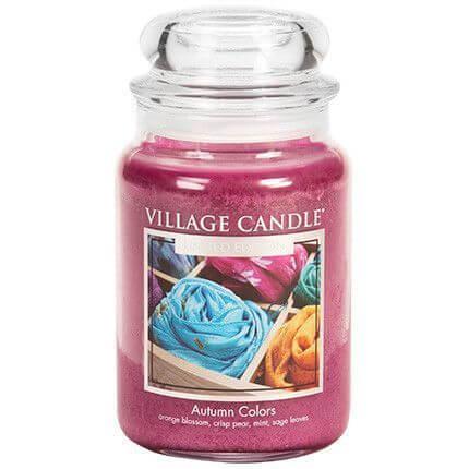 Village Candle Autumn Colors 626g