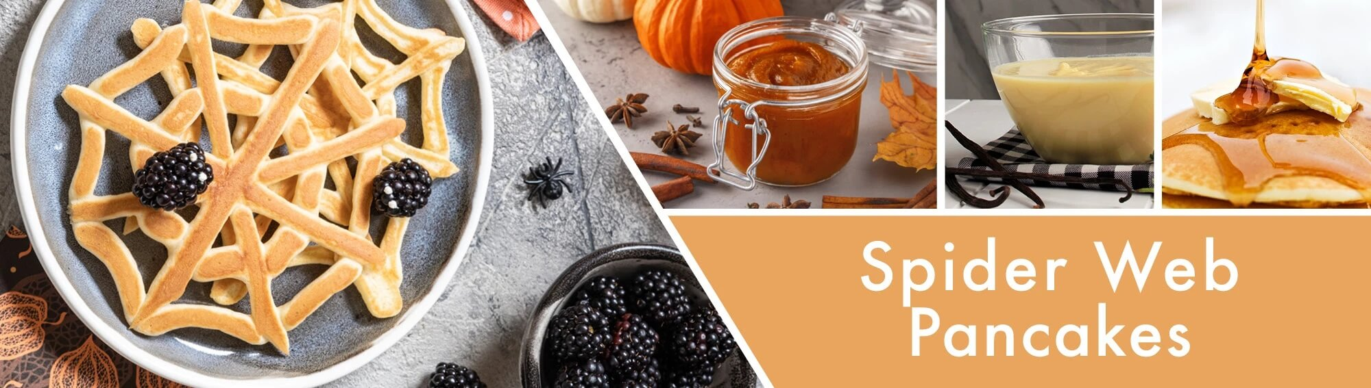 Spider-Web-Pancakes-Banner