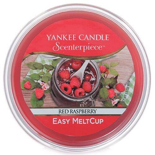 Easy MeltCup Red Raspberry 61g