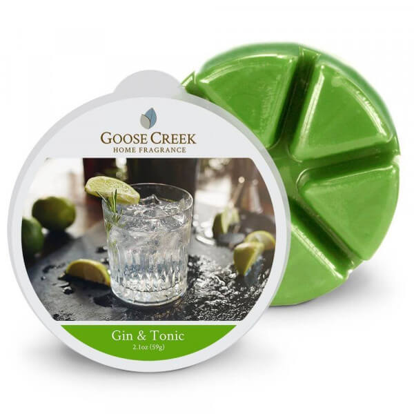 Goose Creek Candle Gin & Tonic 59g