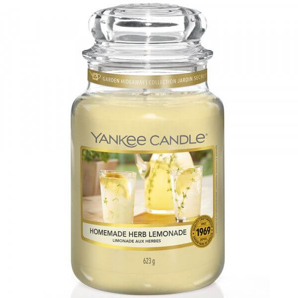 Homemade Herb Lemonade 623g von Yankee Candle
