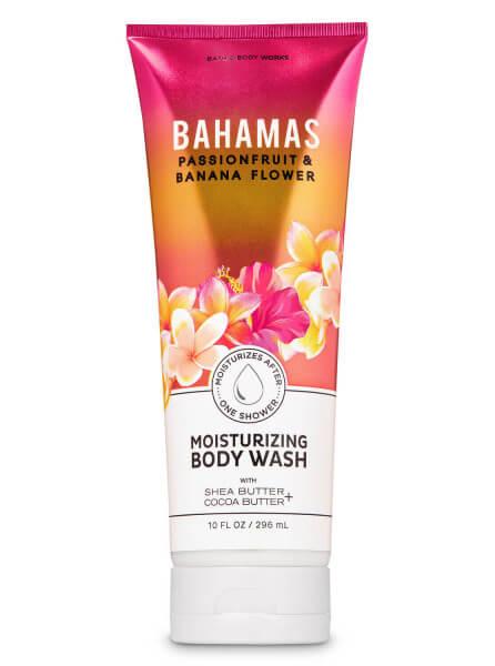 Body Wash - Bahamas - Passionfruit & Banana Flower - 296ml