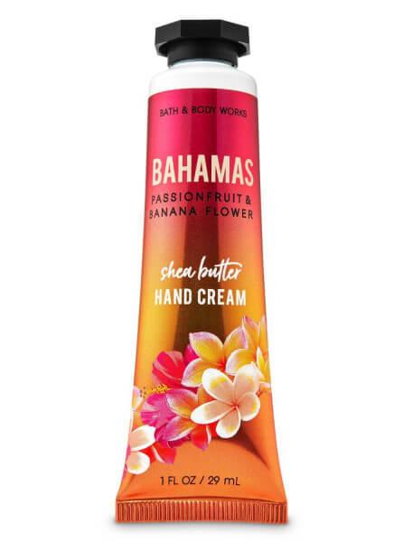 Handcreme - Bahamas - Passionfruit & Banana Flower - 29ml