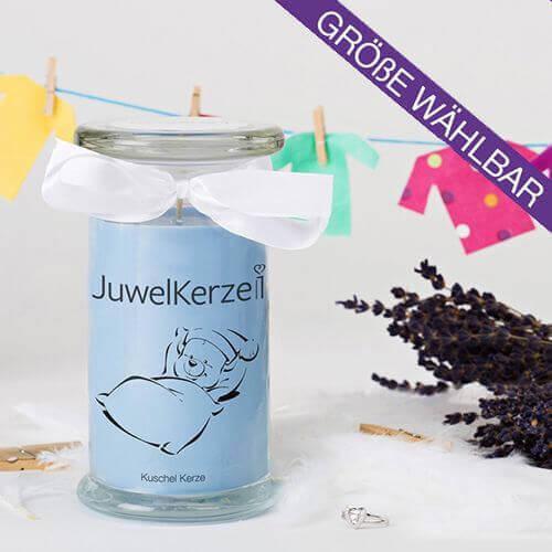 JuwelKerze Kuschel Kerze (Ring) 380g