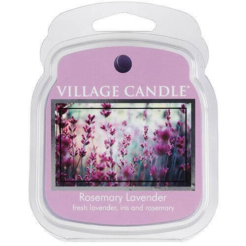 Village Candle Rosemary Lavender 62g