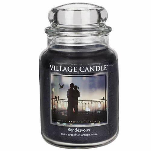 Village Candle Rendezvous 645g