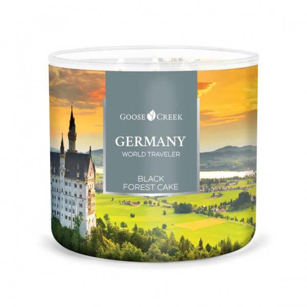 Black Forest Cake - Germany 411g (3-Docht)