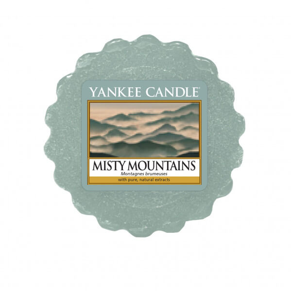Misty Mountains 22g - Yankee Candle