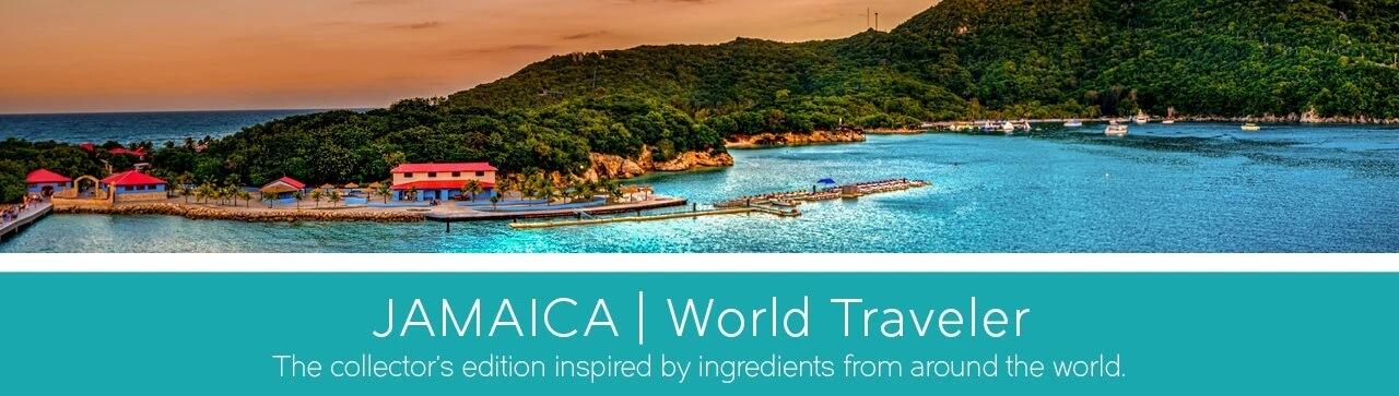 Jamaica-Banner