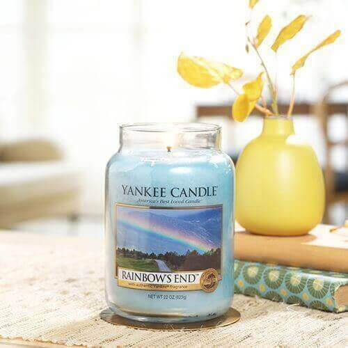 Yankee Candle Rainbows End 623g