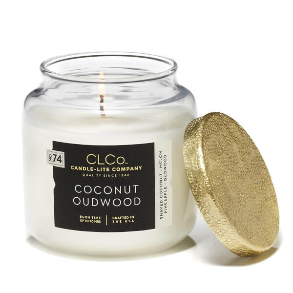 Candle-lite Coconut Oudwood