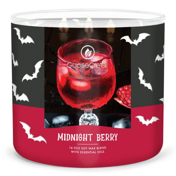 Midnight Berry 411g (3-Docht)