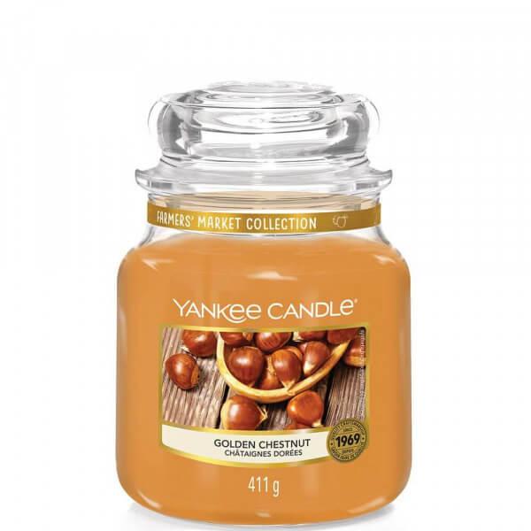 Golden Chestnut 411g von Yankee Candle