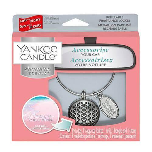 Yankee Candle - Pink Sands Geometric 4-teiliges Starter-Set