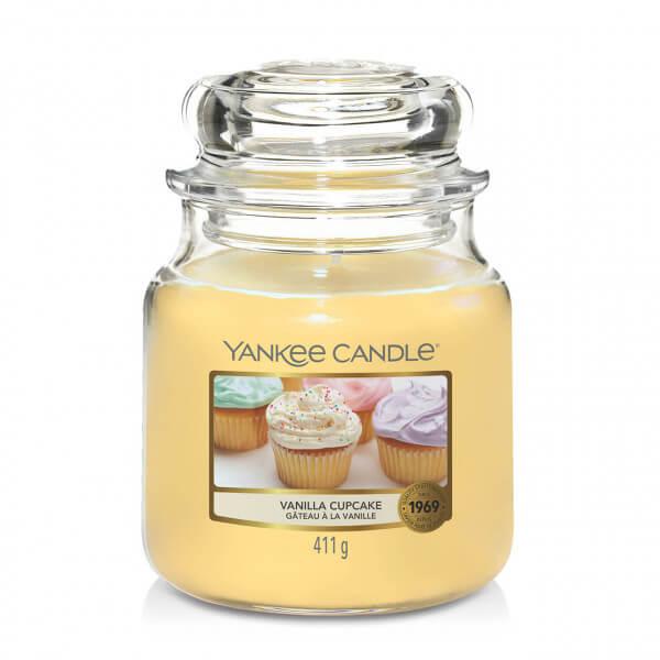Vanilla Cupcake 411g