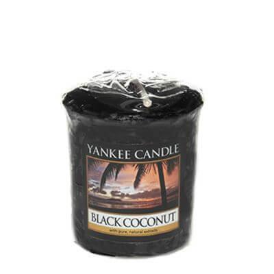 Yankee Candle Sampler - Votivkerze Black Coconut