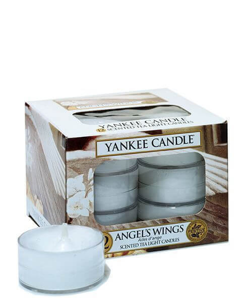 Yankee Candle Teelichte Angel's Wings