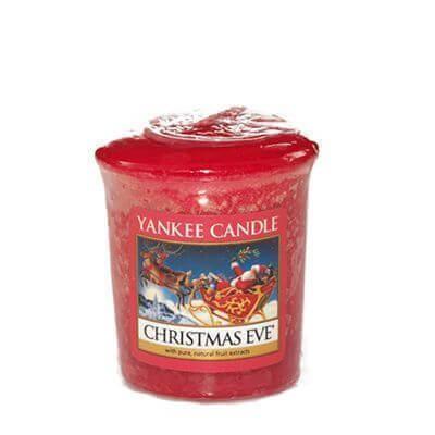 Yankee Candle Sampler - Votivkerze Christmas Eve