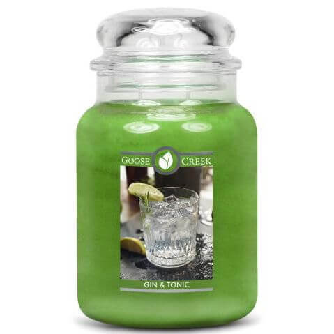 Goose Creek Candle Gin & Tonic 680g