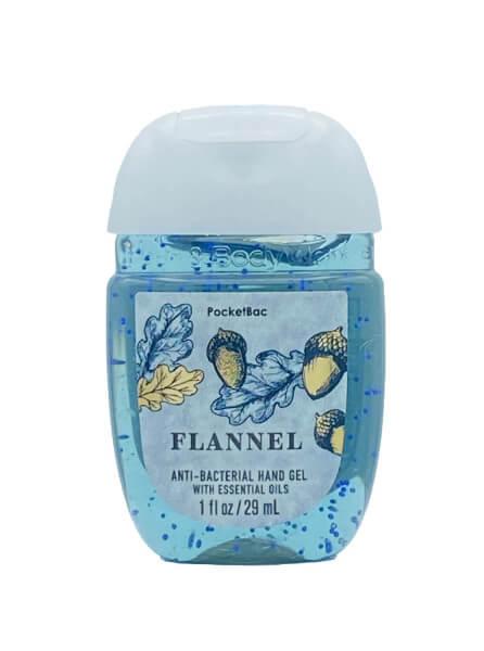 Hand-Desinfektionsgel - Flannel - 29ml
