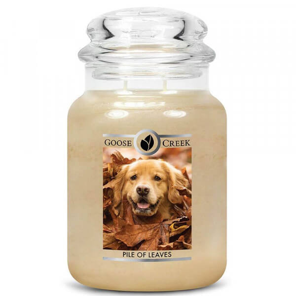 Pile of Leaves 680g von Goose Creek Candle