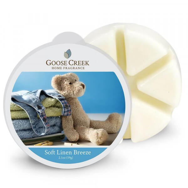 Goose Creek Candle - Soft Linen 59g