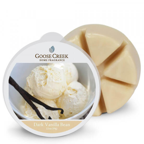 Goose Creek Candle Dark Vanilla Bean 59g