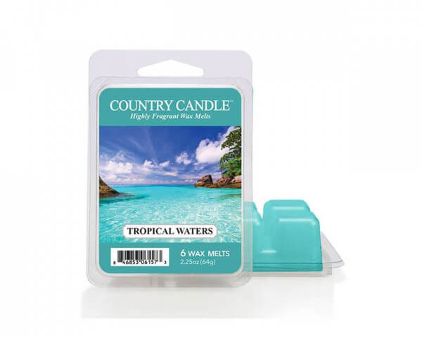 Tropical Waters Wax Melts 64g