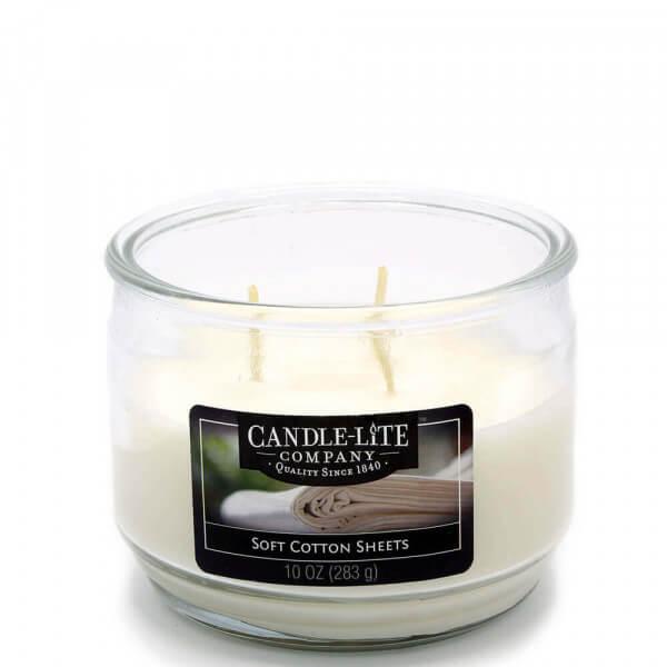 Soft White Cotton 283g von Candle-Lite