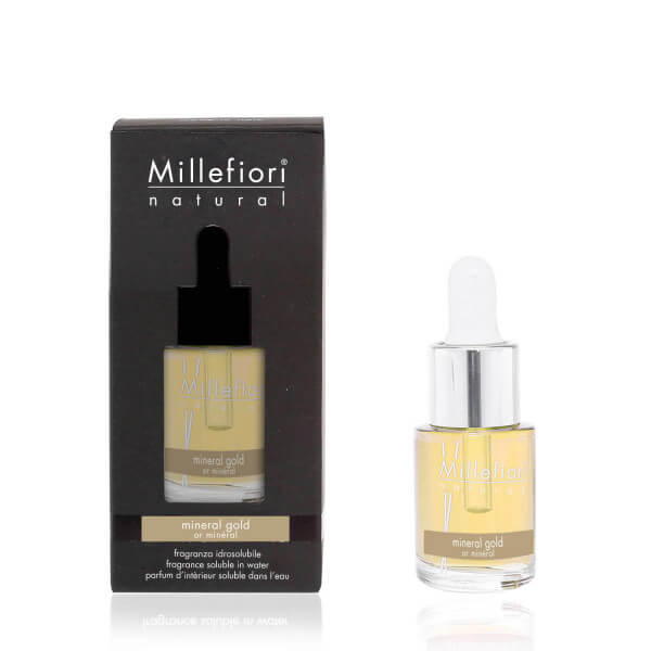 Mineral Gold - Natural Water-Soluble Fragrance 15ml
