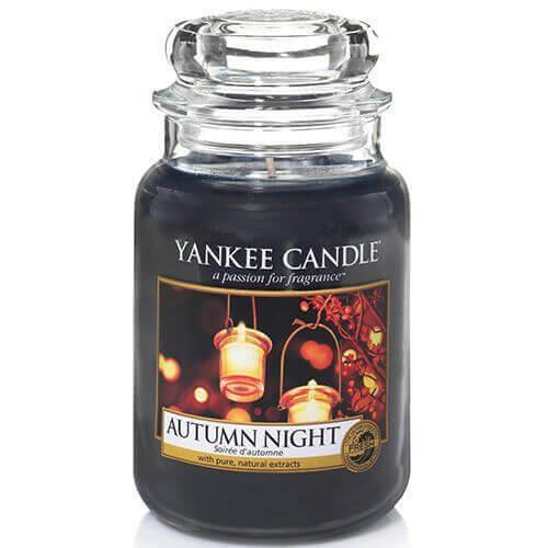 Yankee Candle Autumn Night 623g