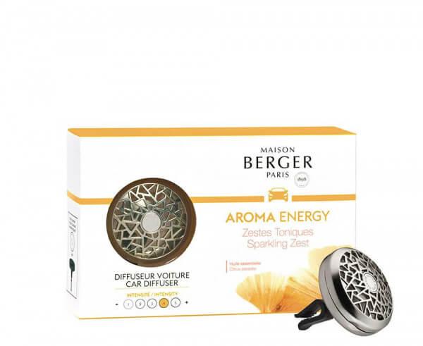 Aroma Energy Autoduft Set