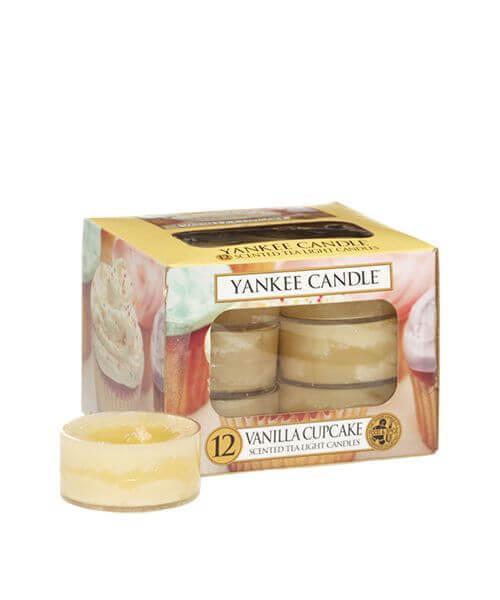 Yankee Candle Teelichte Vanilla Cupcake