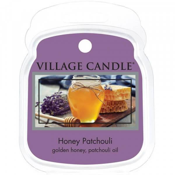 Village Candle Honey Patchouli 62g