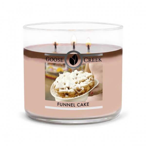 Funnel Cake 411g (3-Docht)