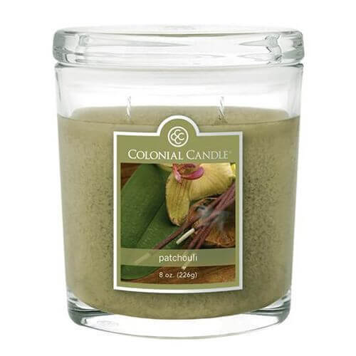 Colonial Candle Patchouli 226g