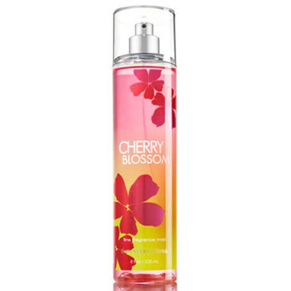 Bath & Body Works - Cherry Blossom Bodyspray