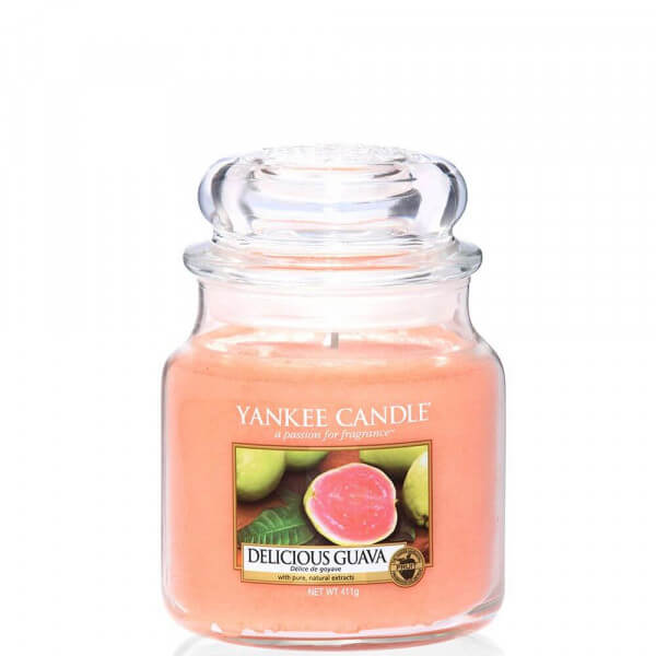 Yankee Candle Delicious Guava 411g