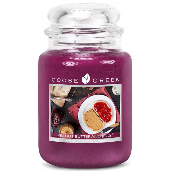 Goose Creek Candle Peanut Butter & Jelly 680g