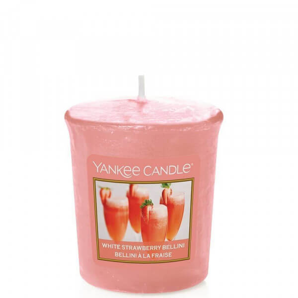 White Strawberry Bellini 49g von Yankee Candle
